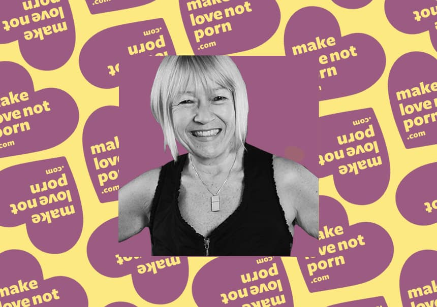 Cindy Gallop of Make Love Not Porn